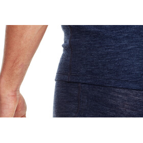Icebreaker Anatomica Rib Ondergoed bovenlijf Heren blauw